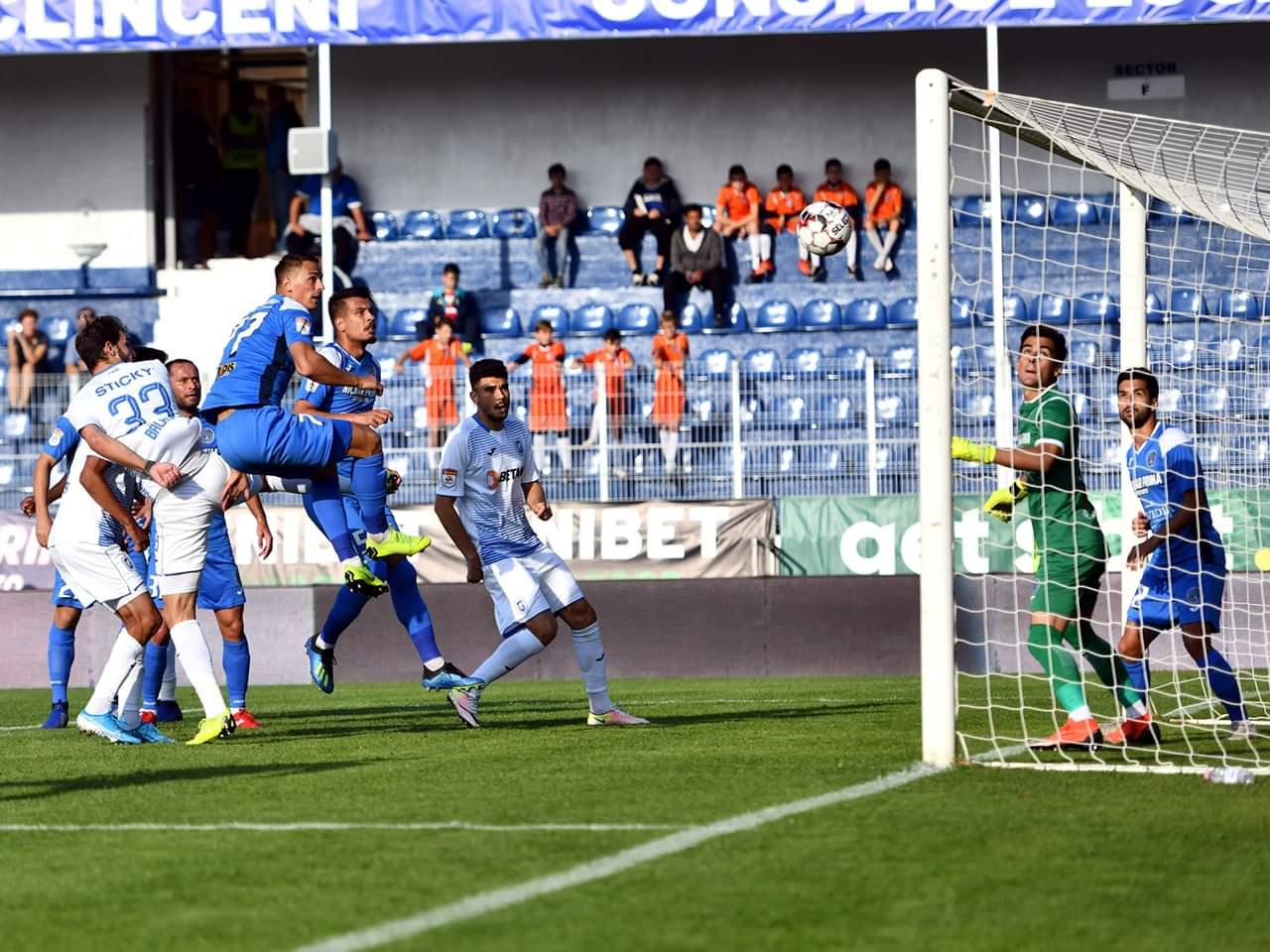 Liga 1: Craiova se încurcă la Clinceni | Sportul Doljean  |Craiova Clinceni